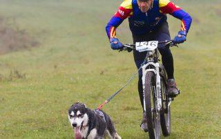 Jan Neger - DBM - bicykel so psom - Kopo